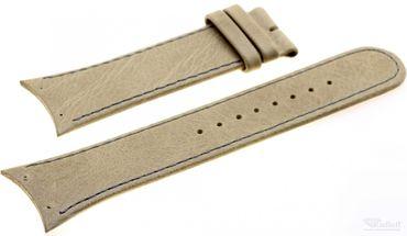 Boccia Original Lederband Armband für Uhr Modell 3161-10