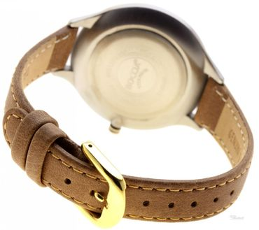 Boccia Titanium Uhr 3240-02 Damenuhr Titan Leder Armband 5 Bar WR ladies watch