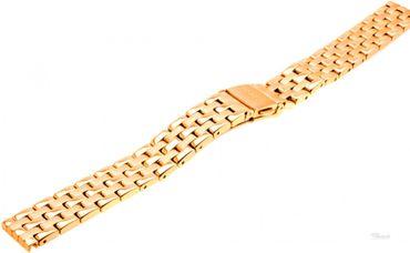 Fossil Original Stahl Ersatzband Armband für ES3130 Edelstahl rosé