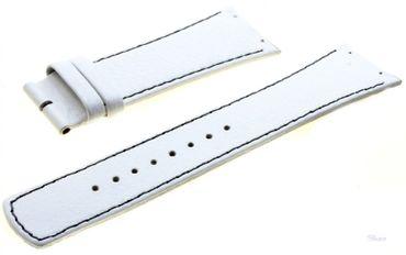 Boccia Original Lederband Armband für Uhr Modell 3165-02