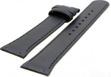 Boccia Original Lederband Armband für Uhr Modell 3148-01