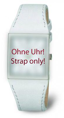 Boccia Original Lederband Armband für Uhr Modell 3148-03