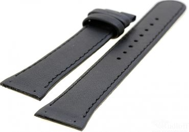Boccia Original Lederband Armband für Uhr Modell 3186-02
