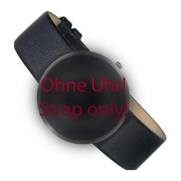 Boccia Original Lederband Armband für Uhr Modell 3145-03