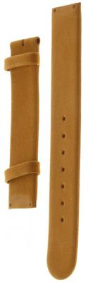 Boccia Original Lederband Armband für Uhr Modell 3114-05