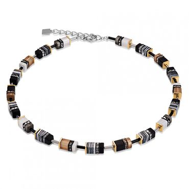 Coeur de Lion Collier Kette multicolor Natur 4746/10-1523