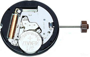 Uhrwerk Ronda 509 Ersatzwerk für Armbanduhr Quarz Analog 10 ½ Linien