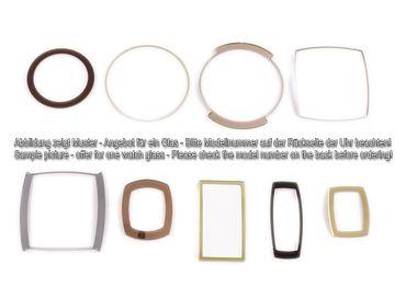 Ersatzglas für Skagen 358SRRD, 358SRSC original Uhrglas