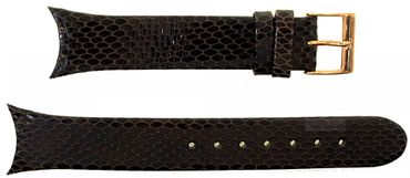 Uhrenarmband für Skagen 564XSRLD8 Leder Schließe rosé Ersatzband