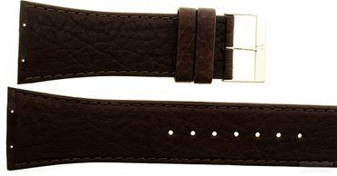 Uhrenarmband für Skagen 380LSGL1 Leder braun  Ersatzband 30mm