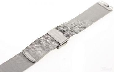Uhrenarmband für 233SSS extra lang XL Mesh Edelstahl Ersatzband
