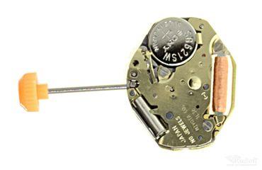 Uhrwerk Miyota 1L36 Ersatzwerk für Armbanduhr Quarz Analog 6 ¾ Linien