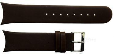 Uhrenarmband für Skagen 583XLSLD 582XLSL Leder braun Ersatzband