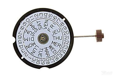 Uhrwerk Ronda 507 Ersatzwerk für Armbanduhr Quarz Analog 10 ½ Linien