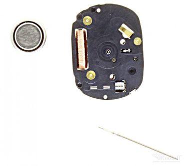 Uhrwerk Shiojiri VX01 Ersatzwerk für Armbanduhr Quarz Analog 4 ¾ Linien