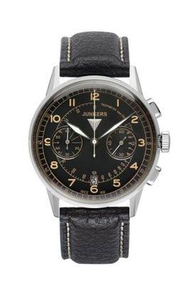 Junkers G38 Chronograph Uhr für Herren Quarz 6970-5