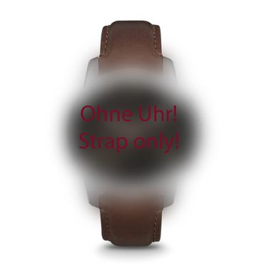 Fossil Uhrenarmband für FS4813 Ersatzband Leder 22mm