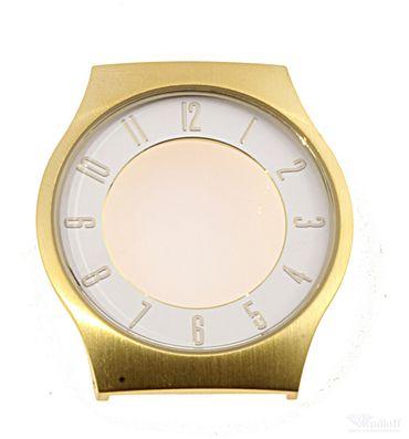 Original Case Uhrengehäuse mit Glas für Skagen 233XLGS Grenen XL vergoldet