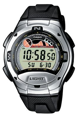 Casio Collection Uhr W-753-1AVES