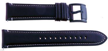 Fossil Uhrenarmband für FS5088 Ersatzband Leder 22mm