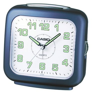 Casio Quarz-Wecker Analog mit mechanischer Glocke TQ-359-2EF