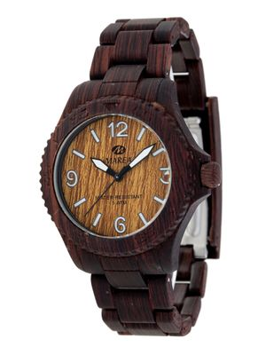 Marea Armbanduhr Woodlook in Holz-Optik B35295/8