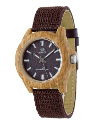 Marea Armbanduhr Woodlook in Holz-Optik B41193/3