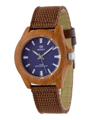 Marea Armbanduhr Woodlook in Holz-Optik B41193/5