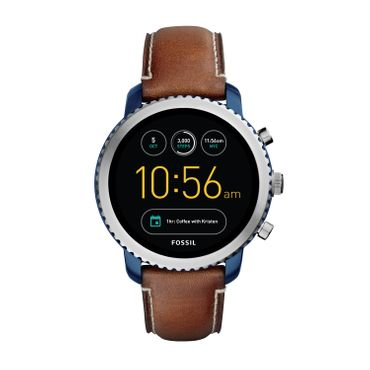 Fossil Q Explorist Smart Watch FTW4004