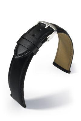 Uhrenarmband Büffelkalb Lederband mit Naht
