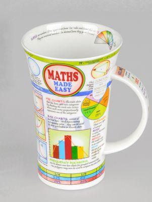 Dunoon Kaffeebecher Glencoe Maths made easy (500ml)