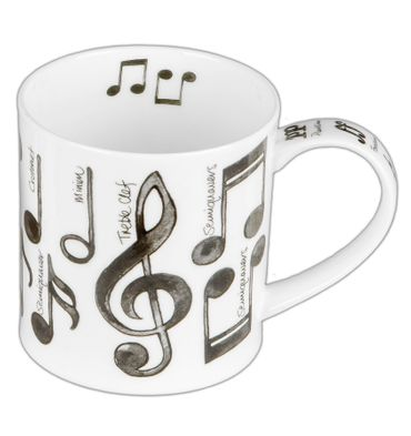 Dunoon Kaffeebecher Orkney (400ml) Music