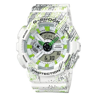 Casio G-Shock Herrenuhr Analog-Digital Quarz GA-110TX-7AER