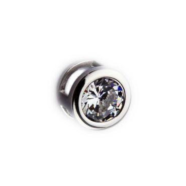 Anhänger für Ketten mit Steinchen 925 Sterling Silber ITRR-8015