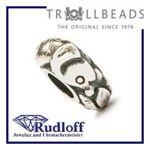 Trollbeads das Original LE11401-11 Hund chinesisches Tierkreiszeichen Silber 001