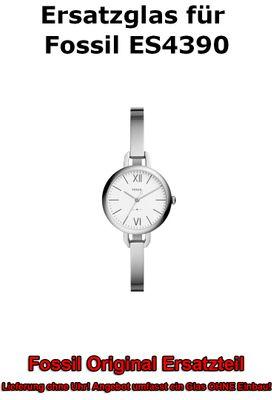 Ersatzglas für Fossil-Uhr Annette ES4390 original Uhrenglas