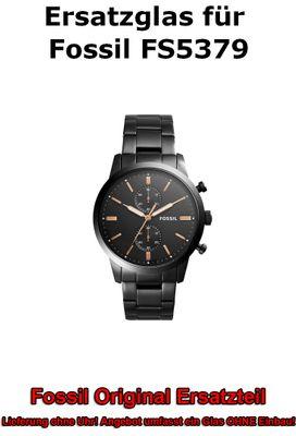Ersatzglas für Fossil-Uhr 44Mm Townsman FS5379 original Uhrenglas