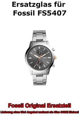 Ersatzglas für Fossil-Uhr 44Mm Townsman FS5407 original Uhrenglas