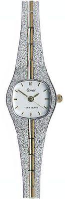 Gardé by Ruhla Moderne Damenuhr Elegance 6831-1 Edelstahl Sparkling