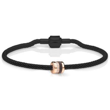 Bering Damen-Armband und Charm aus Edelstahl Charm-Set-124