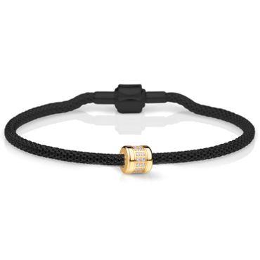Bering Damen-Armband und Charm aus Edelstahl Charm-Set-125