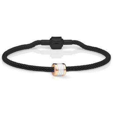 Bering Damen-Armband und Charm aus Edelstahl Charm-Set-127