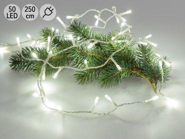 Formano Lichterkette mit 50 LED-Lämpchen; ca.245cm