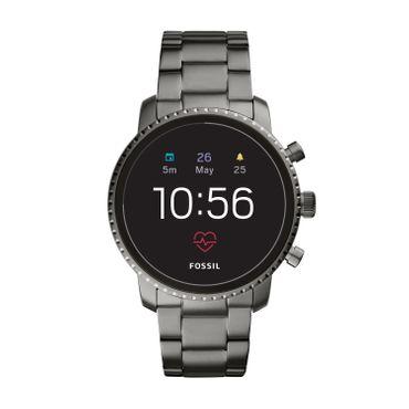 Fossil Smartwatch Herren Q Explorist 4. Generation FTW4012