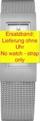 Bering original Ersatzband Edelstahl-Mesh Milanaise für 10817-000