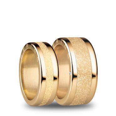 BERING Trauring-Kombination Wedding Kolding
