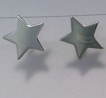 Damen Ohrstecker Sternchen Sterling Silber PR8811O