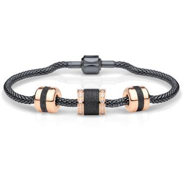 Bering Damen-Armband und Charm aus Edelstahl Charm-Set-204