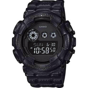 Casio G-Shock Herrenuhr Digital Quarz GD-120BT-1ER