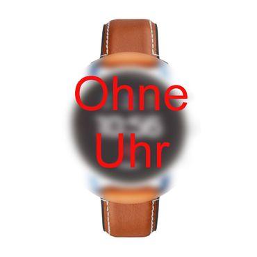 Uhrenarmband Leder für Fossil Q EXPLORIST Smartwatch FTW4016 22mm